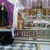 Maria Addolorata nella chiesa di San Francesco a Maddaloni