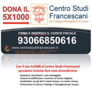 5x1000 al centro studi francescani bozza_Pagina_1